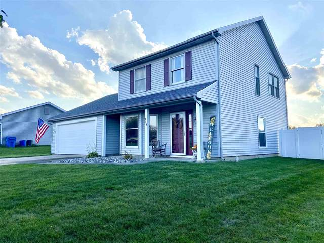 214 Millstone Run, Churubusco, IN 46723 (MLS #202043854) :: Anthony REALTORS
