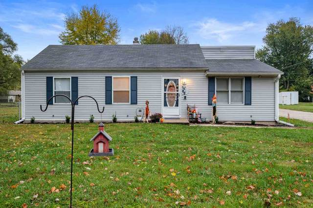 1900 S Spruce Street, Muncie, IN 47302 (MLS #202043858) :: RE/MAX Legacy