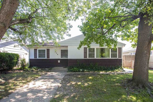 306 N Hawthorne Street, South Bend, IN 46617 (MLS #202043884) :: The ORR Home Selling Team