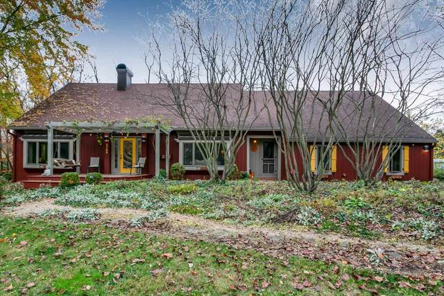 2749 E Elderberry Court, Bloomington, IN 47401 (MLS #202043895) :: The ORR Home Selling Team