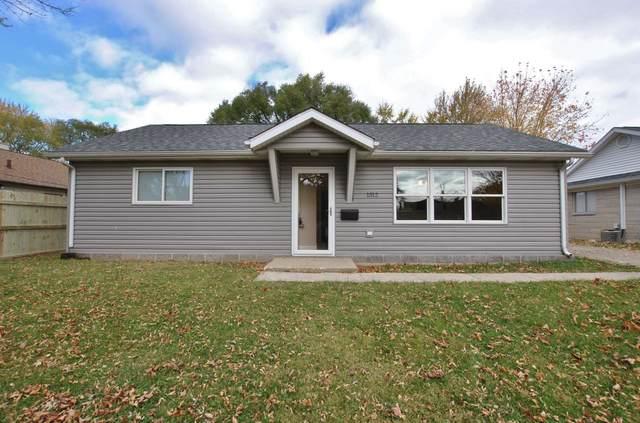 1512 W Tate Street, Kokomo, IN 46901 (MLS #202043914) :: The ORR Home Selling Team