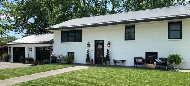 1409 W Boulevard Boulevard, Kokomo, IN 46902 (MLS #202043916) :: The ORR Home Selling Team