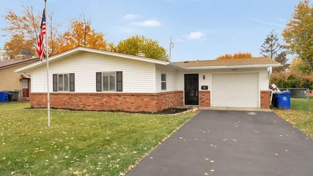 1609 W Cadillac Drive, Kokomo, IN 46902 (MLS #202043926) :: The ORR Home Selling Team