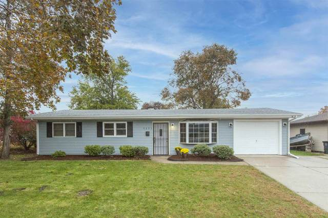 5221 W Washington Street, South Bend, IN 46619 (MLS #202043953) :: The ORR Home Selling Team