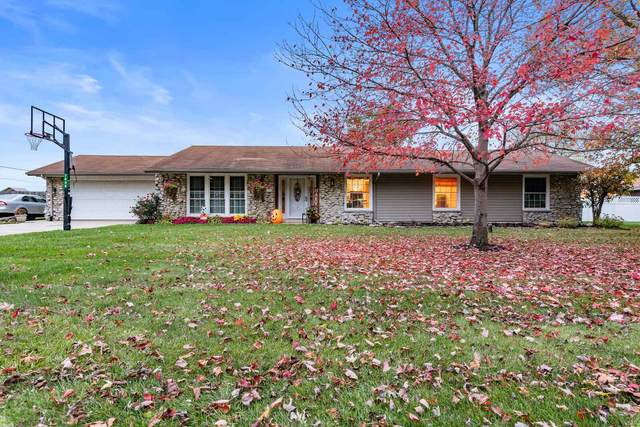 7409 N Buddy Drive, Muncie, IN 47303 (MLS #202043975) :: RE/MAX Legacy