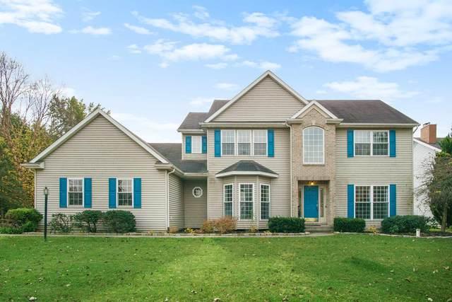 14536 Old Farm Road, Granger, IN 46530 (MLS #202044005) :: The ORR Home Selling Team