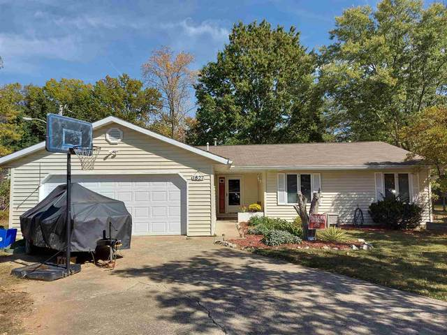 1827 E Thorton Drive, Bloomington, IN 47401 (MLS #202044107) :: Hoosier Heartland Team | RE/MAX Crossroads