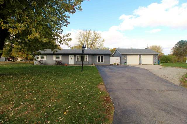 602 Allen Drive, Sweetser, IN 46987 (MLS #202044151) :: Hoosier Heartland Team | RE/MAX Crossroads