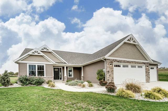 2346 N Memory Lane, Warsaw, IN 46582 (MLS #202044256) :: Anthony REALTORS