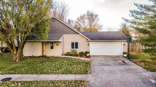 15112 Hedgebrook Drive, Huntertown, IN 46748 (MLS #202044288) :: Anthony REALTORS