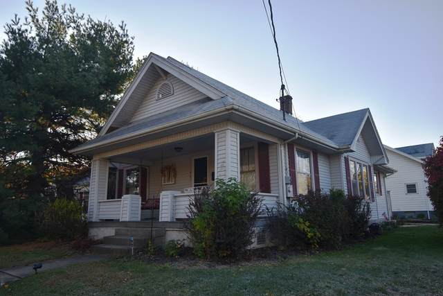 401 E Kyger Street, Frankfort, IN 46041 (MLS #202044296) :: The Romanski Group - Keller Williams Realty