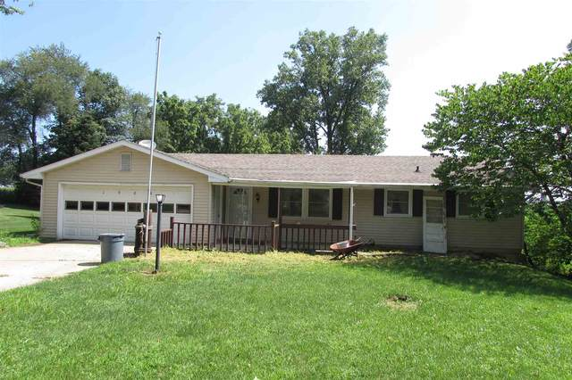 1905 S Coffee Tree Lane, Columbia City, IN 46725 (MLS #202044313) :: The ORR Home Selling Team