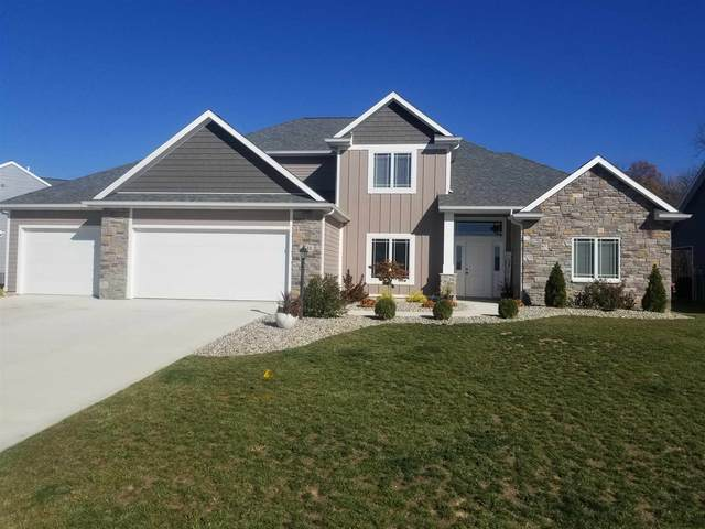 1748 Talons Reach Cove, Fort Wayne, IN 46845 (MLS #202044362) :: The Natasha Hernandez Team