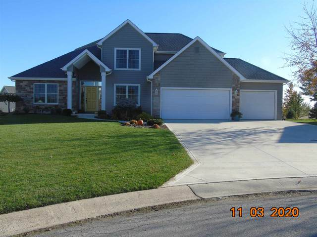 11423 Miramar Cove, Roanoke, IN 46783 (MLS #202044418) :: Hoosier Heartland Team | RE/MAX Crossroads