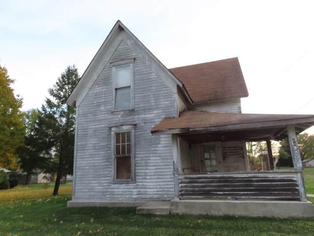 8418 S Walnut Street, Daleville, IN 47334 (MLS #202044506) :: The ORR Home Selling Team