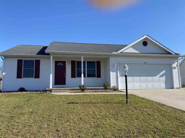 604 Heritage Drive, Middlebury, IN 46540 (MLS #202044548) :: Anthony REALTORS