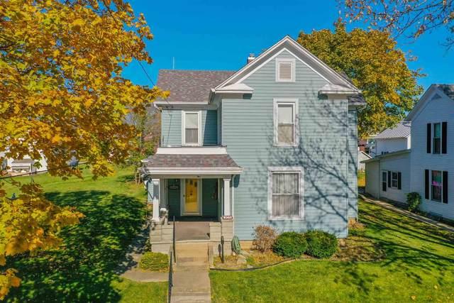 105 E Branson Street, LaFontaine, IN 46940 (MLS #202044580) :: The Romanski Group - Keller Williams Realty
