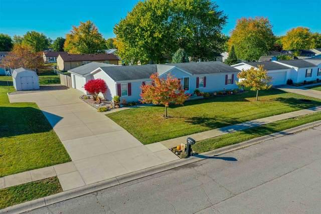 838 E South D Street, Gas City, IN 46933 (MLS #202044672) :: Hoosier Heartland Team | RE/MAX Crossroads