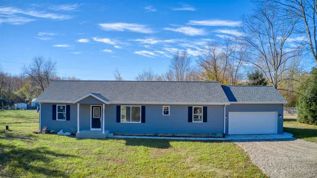 8045 W Sequoia Way, Kimmell, IN 46760 (MLS #202044674) :: Anthony REALTORS