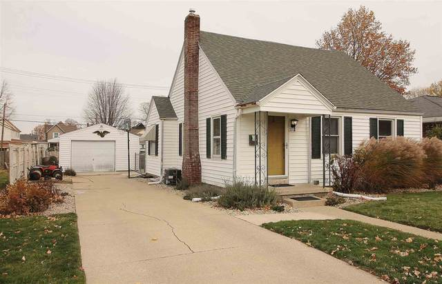 219 E South C Street, Gas City, IN 46933 (MLS #202044675) :: The Carole King Team