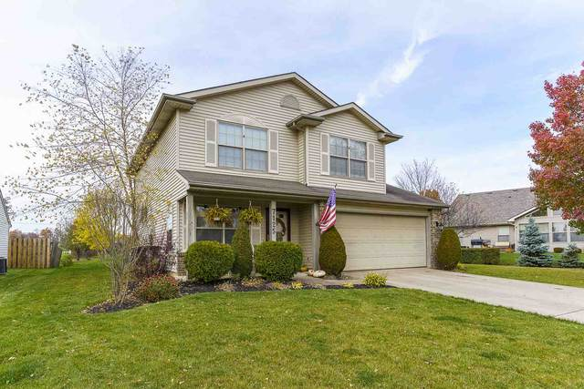 7125 Tiger Lily Place, Fort Wayne, IN 46835 (MLS #202044702) :: Anthony REALTORS