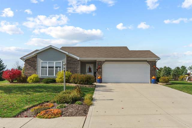 3393 E Sherman Street, Columbia City, IN 46725 (MLS #202044945) :: Anthony REALTORS