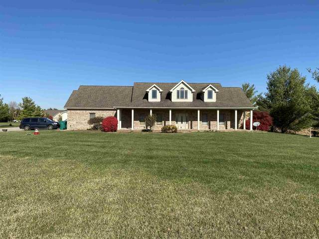 9550 E County Road 400 Road, Selma, IN 47383 (MLS #202045026) :: The ORR Home Selling Team