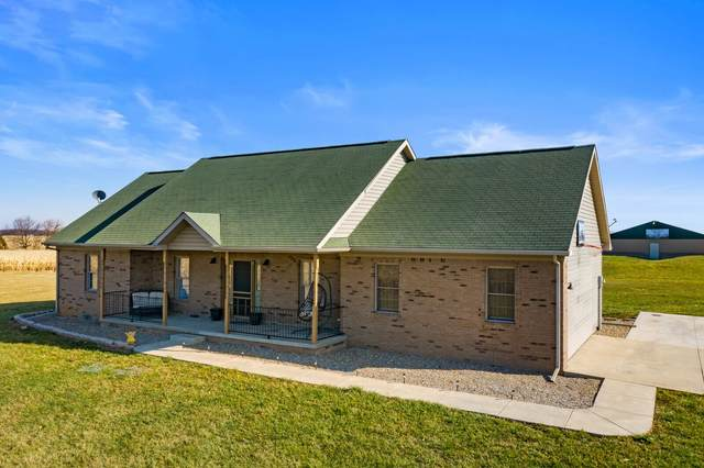 6001 N 1200 W Road, Parker City, IN 47368 (MLS #202045141) :: The ORR Home Selling Team