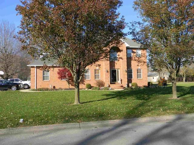 1728 Spruce Drive, Linton, IN 47441 (MLS #202045150) :: The Natasha Hernandez Team