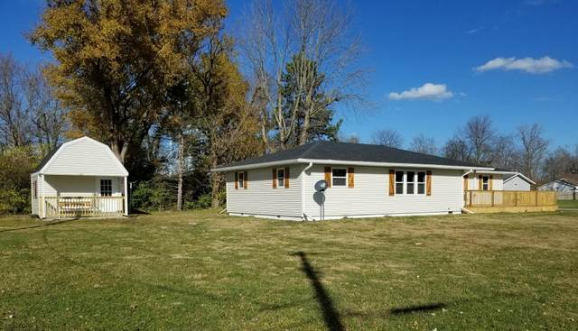 420 N Manor Avenue, Albany, IN 47320 (MLS #202045158) :: The ORR Home Selling Team