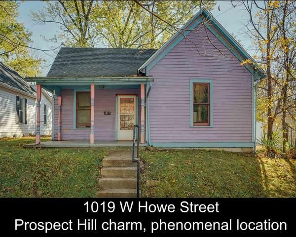 1019 W Howe Street, Bloomington, IN 47403 (MLS #202045509) :: Hoosier Heartland Team | RE/MAX Crossroads