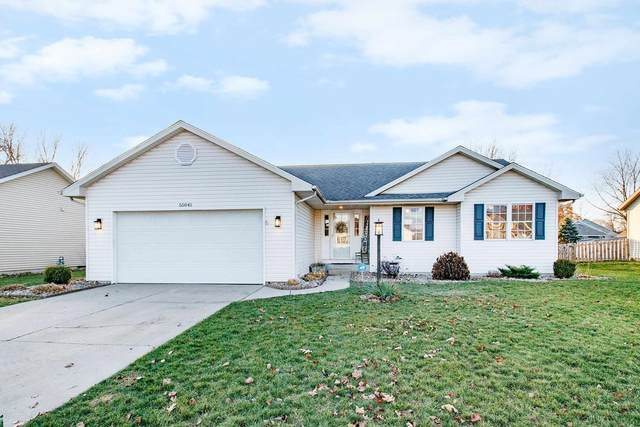 55845 Short Hair Drive, Osceola, IN 46561 (MLS #202045708) :: The Natasha Hernandez Team
