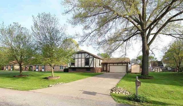 5413 Lynnwood Drive, West Lafayette, IN 47906 (MLS #202045716) :: The Romanski Group - Keller Williams Realty