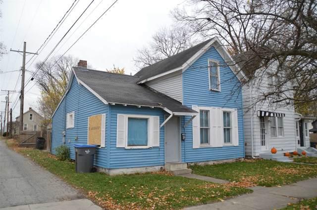 516 S Eighth Street, Elkhart, IN 46516 (MLS #202045764) :: Parker Team