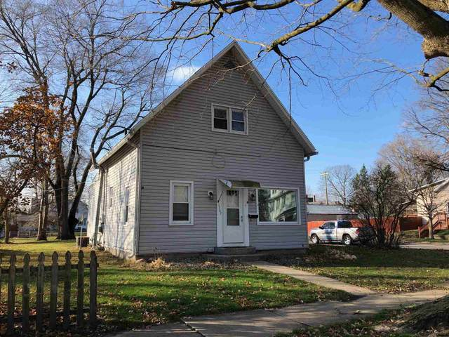 1302 Madison Street, Rochester, IN 46975 (MLS #202045780) :: Parker Team