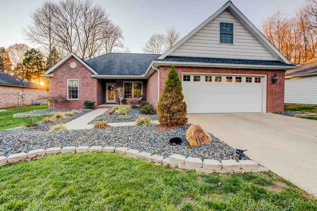 795 S Melchoir Dr W, Santa Claus, IN 47579 (MLS #202045784) :: The Dauby Team