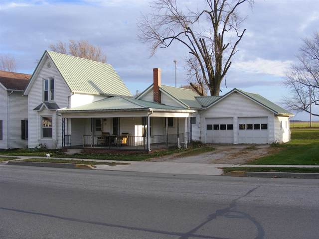 318 E Lake St. Street, Topeka, IN 46571 (MLS #202045821) :: The Natasha Hernandez Team