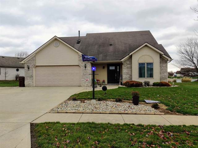 1355 Meade Boulevard, Columbia City, IN 46725 (MLS #202045918) :: Anthony REALTORS