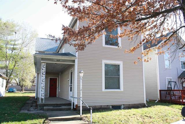 1419 N 16th Street, Lafayette, IN 47904 (MLS #202046011) :: The Carole King Team