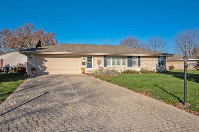 509 Holly Lane, Kokomo, IN 46902 (MLS #202046056) :: The ORR Home Selling Team