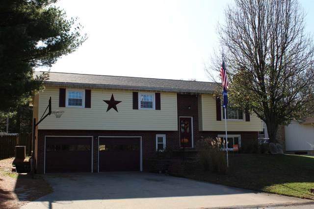 125 S Ridge Springs Street, Ellettsville, IN 47429 (MLS #202046059) :: The Dauby Team