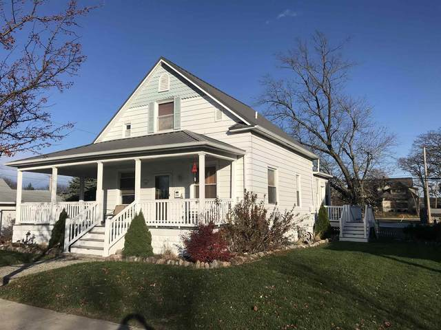 316 S Main Street, Culver, IN 46511 (MLS #202046138) :: Hoosier Heartland Team | RE/MAX Crossroads