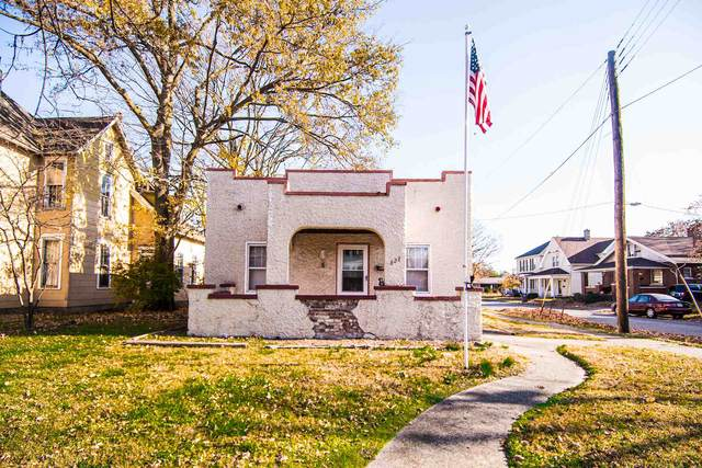 828 Buntin Street, Vincennes, IN 47591 (MLS #202046156) :: Aimee Ness Realty Group