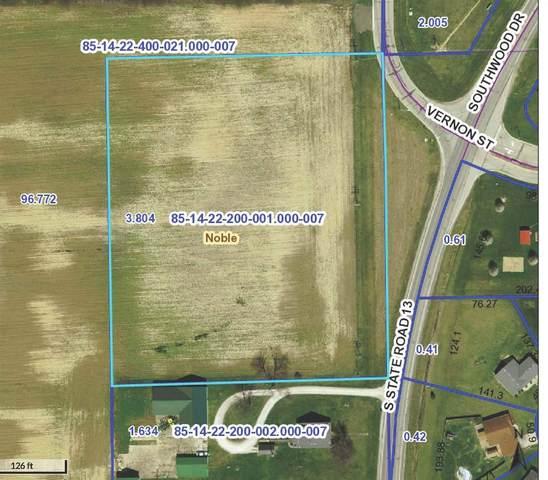 S State Road 13, Wabash, IN 46992 (MLS #202046185) :: The Romanski Group - Keller Williams Realty