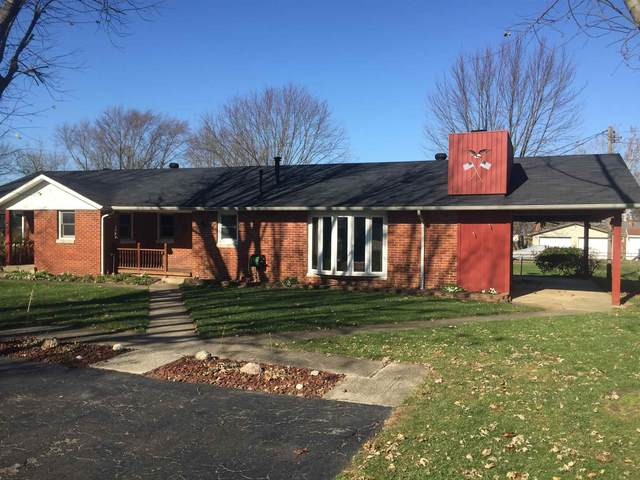 8210 S Atlee Street, Daleville, IN 47334 (MLS #202046195) :: The ORR Home Selling Team