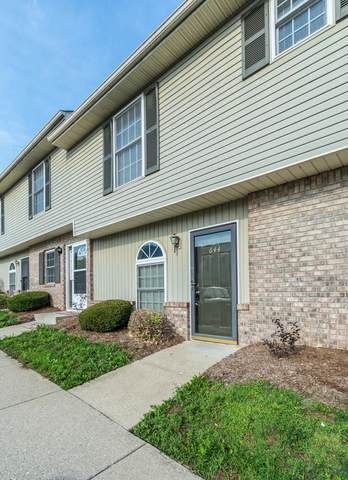 644 E Sherwood Hills Drive, Bloomington, IN 47401 (MLS #202046200) :: The Natasha Hernandez Team