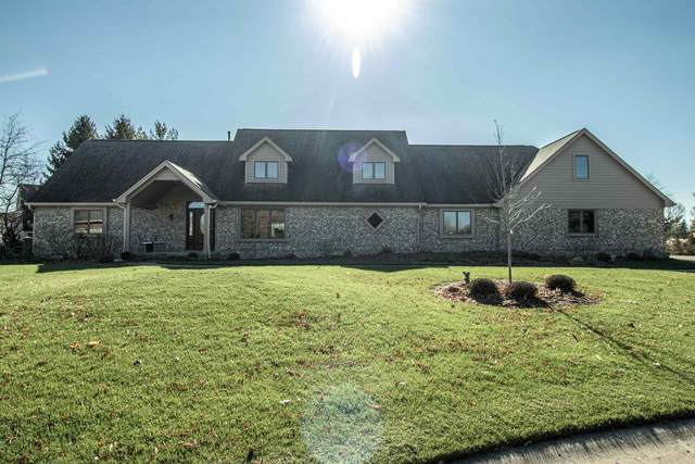 3728 Chancellor Way, West Lafayette, IN 47906 (MLS #202046206) :: The Romanski Group - Keller Williams Realty
