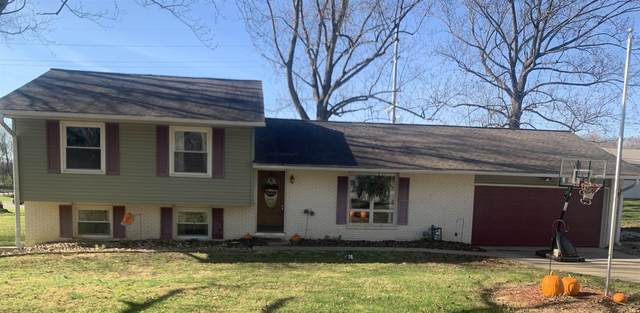 507 S Hill Drive, Petersburg, IN 47567 (MLS #202046305) :: The ORR Home Selling Team
