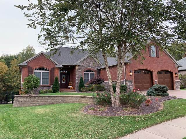 2205 Duffers Lane, Evansville, IN 47725 (MLS #202046327) :: The Natasha Hernandez Team