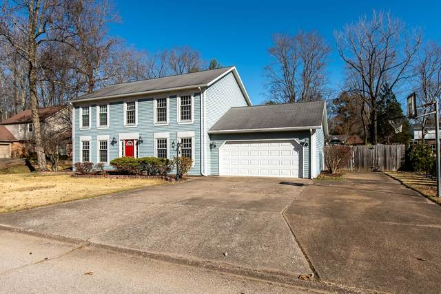 509 Berry Court, Evansville, IN 47710 (MLS #202046403) :: Hoosier Heartland Team | RE/MAX Crossroads